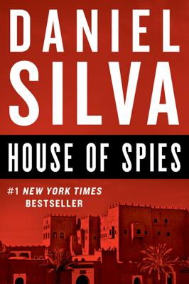 House of Spies - Daniel Silva book