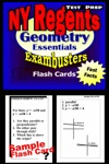 NY Regents Geometry Test Prep Review--Exambusters Flashcards