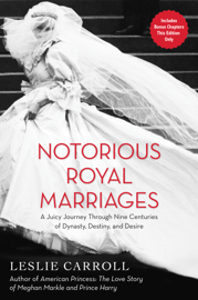 Notorious Royal Marriages PDF Download