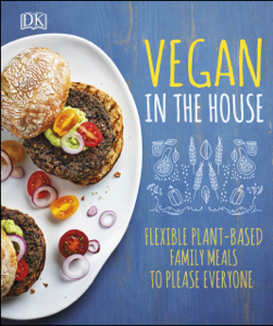 Vegan in the House Book Cover