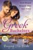 Margaret Mayo, Sarah Morgan & Kate Walker - Greek Bachelors: Buying His Bride/Bought: The Greek's Innocent Virgin/Bought For Marriage/The Antonakos Marriage artwork