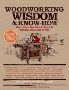 Woodworking Wisdom & Know-How Capa de livro