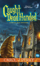 Caught Dead Handed book