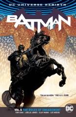 Batman Vol. 5: The Rules of Engagement (Rebirth)