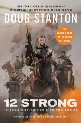 12 Strong - Doug Stanton book