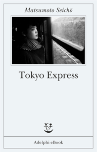 Tokyo Express Libro Cover