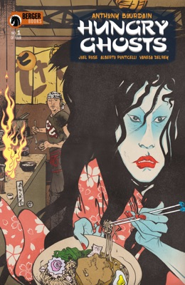Hungry Ghosts #1 pdf Download