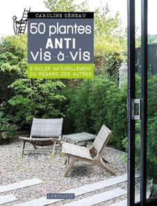 Les 50 plantes anti vis-à-vis La couverture du livre martien