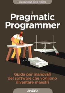 Il Pragmatic Programmer Copertina del libro