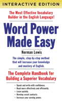 Norman Lewis - Word Power Made Easy (Interactive Edition) artwork