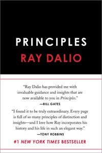 Principles Boekomslag