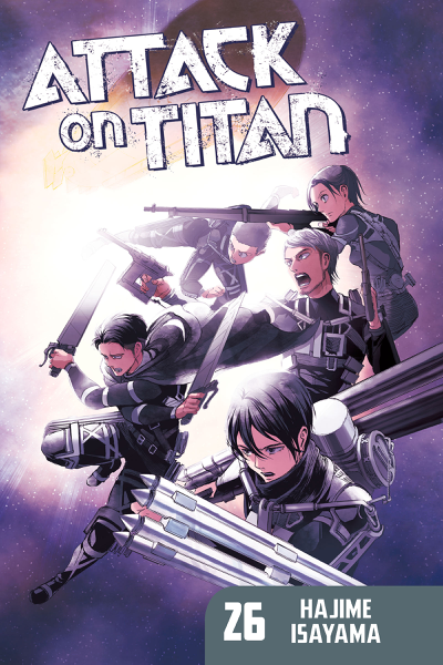 Attack on Titan Volume 26