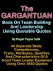 The 'Gargantuan' Book On Team Building And Leadership Using Quotable Quotes