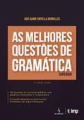 As Melhores Questões de Gramática - Superior Book Cover