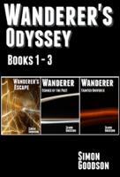 Simon Goodson - Wanderer's Odyssey: Books 1 to 3 artwork