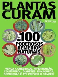 Plantas Que Curam Book Cover