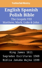 English Spanish Polish Bible The Gospels Viii Matthew Mark Luke John