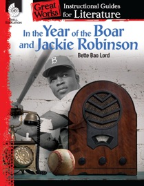 In The Year Of The Boar And Jackie Robinson Instructional Guides For Literature