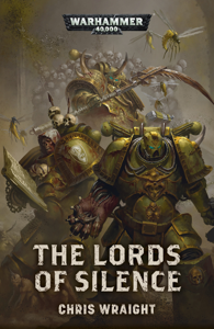 The Lords Of Silence Libro Cover