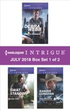 Harlequin Intrigue July 2018 - Box Set 1 Of 2