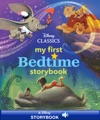 My First Disney Classics Bedtime Storybook