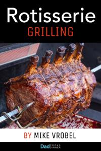 Rotisserie Grilling Boekomslag