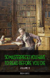 50 Masterpieces you have to read before you die vol: 2 book