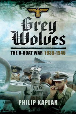 Grey Wolves - Philip Kaplan book
