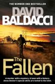 The Fallen: An Amos Decker Novel 4 - David Baldacci Cover Art
