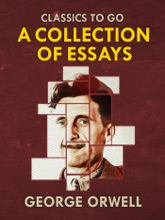 Collections Of George Orwell Essays