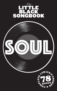 The Little Black Songbook: Soul Libro Cover