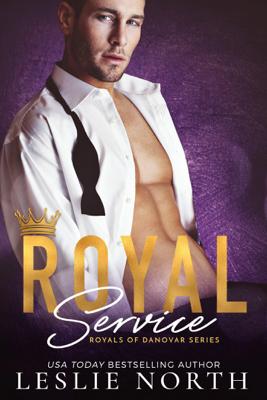 Royal Service - Leslie North book