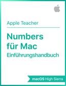 Numbers für macOS HighSierra– Einführungshandbuch