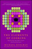 The Elements of Cooking Book Cover
