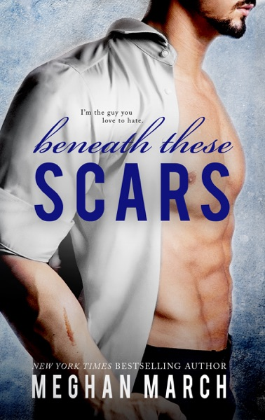 Beneath These Scars - Meghan March book cover