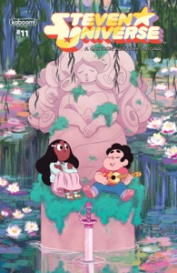 Steven Universe Ongoing #11 Book Cover