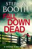 Stephen Booth - Fall Down Dead artwork