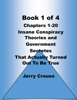 Jerry Crouso - Book 1 of 4 Chapters 1-20 Insane Conspiracy Theories and Government Secretes That Actually Turned Out To Be True 2017 artwork