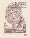 Le Jardinier En 100 Citations