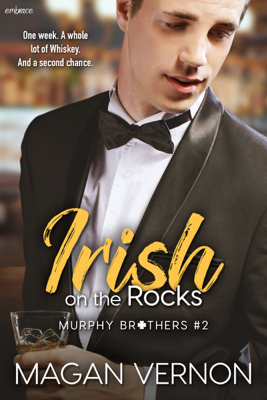 Irish on the Rocks - Magan Vernon book
