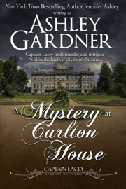 A Mystery at Carlton House book