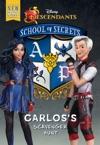 School Of Secrets Carloss Scavenger Hunt Disney Descendants