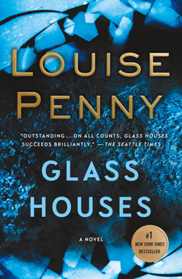 Louise Penny - Glass Houses book