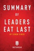 Summary of Leaders Eat Last Book Cover