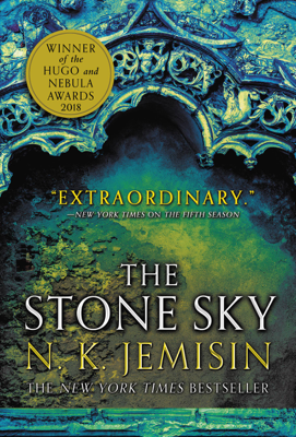 The Stone Sky - N. K. Jemisin book