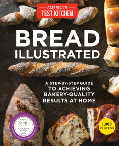 Bread Illustrated Boekomslag