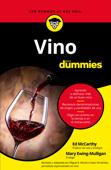 Vino para Dummies Book Cover