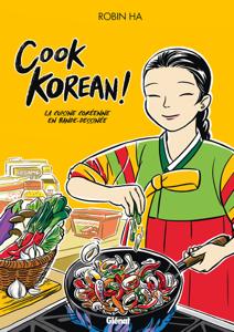 Cook Korean Couverture de livre