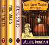 Alice Duncan - The Daisy Gumm Majesty Boxset (Three Complete Cozy Mystery Novels in One) artwork