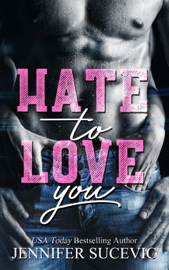 HATE TO LOVE YOU book